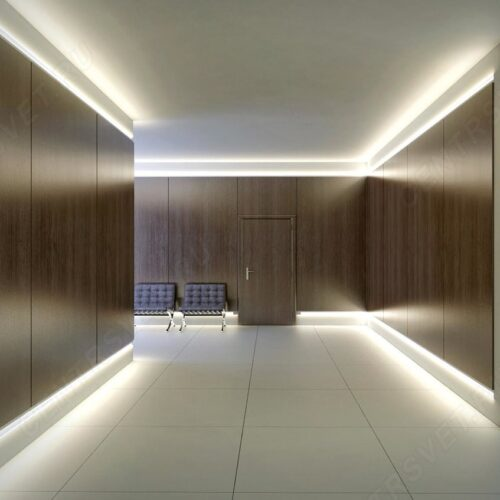 Backlight LED strip